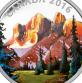 Канада 20 долларов 2016 Пейзажи Канады - гора Ассинибойн