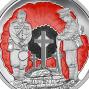 Канада 1 доллар 2015 В полях Фландрии